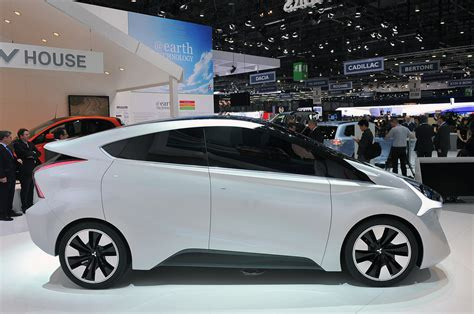 Mitsubishi Ca by Mitsubishi Ca Miev Concept Ev With Up To 186 Range