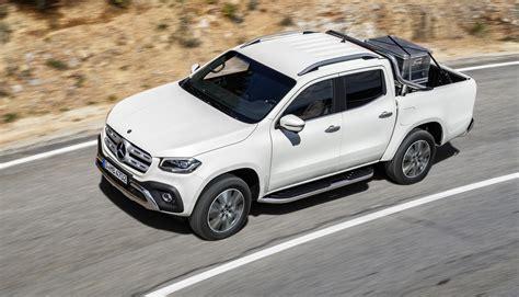 2018 Mercedesbenz Xclass Ridealong Review Caradvice