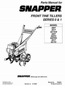 Snapper 500trc Parts Manual Pdf Download