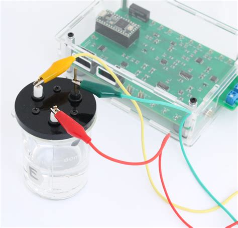 making  custom electrochemical cell