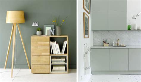 couleur reposante pour une chambre tendance couleur le vert de gris mademoiselle claudine