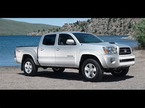 car repair manual download 2008 toyota tacoma user handbook 2008 toyota tacoma prerunner double cab v6 full in depth review 1080p hd youtube