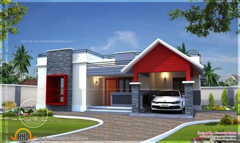 single level home designs modern single floor house designs modern single