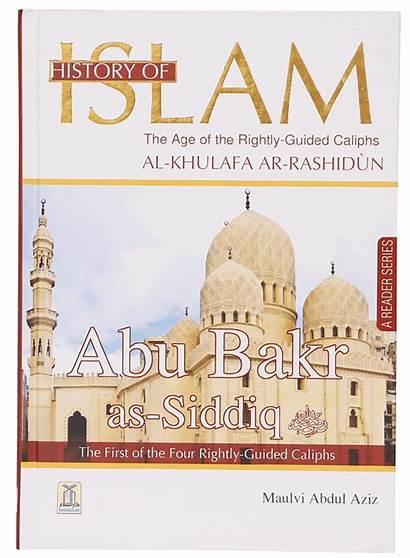 History Islam Abu Bakr Darussalam Books Muhammad