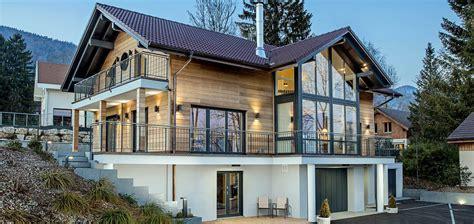 Moderne Häuser Ohne Keller by Fertighaus Mit Keller Mehr Wohnfl 228 Che Individuell Geplant