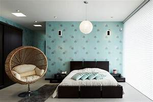 Schlafzimmer Ideen Für Kleine Räume : wandgestaltung schlafzimmer ideen 40 coole wandfarben schlafzimmer wandverkleidung zenideen ~ Bigdaddyawards.com Haus und Dekorationen