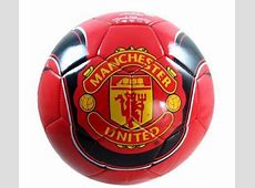 Manchester United Soccer Ball eBay