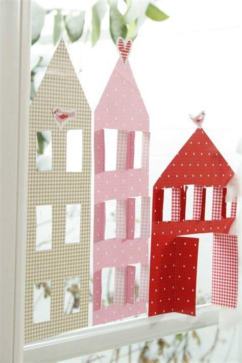 Weihnachtsdeko Fenster Kinderzimmer by Diy Dezember Teil 1 Ideen Aus Papier Weihnachten