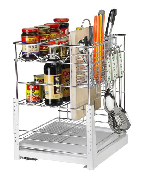 wire storage baskets for kitchen cabinets china best selling products kitchen cabinet pull out