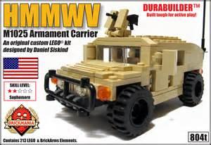LEGO Brickmania Humvee