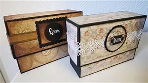Rezeptbox Selber Machen   Recipe Box Diy  Eng Sub