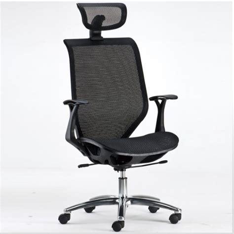 chaise de bureau a chaise de bureau chaise bureau aluminium ea 117