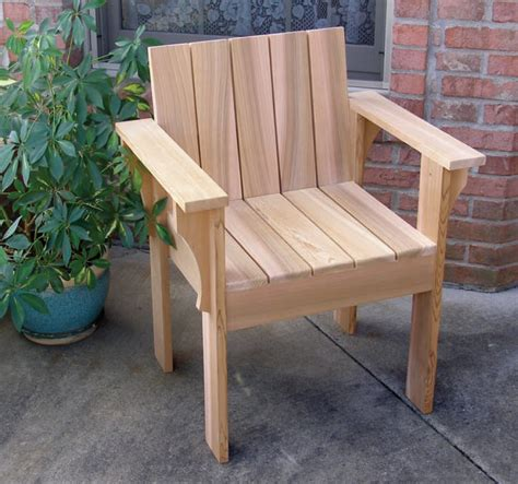 patio chair project  popular woodworking magazine