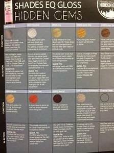 Redken Shades Eq Gloss Color Chart 2019 Redken Shades Eq Color Gloss Color Chart In 2019 Redken