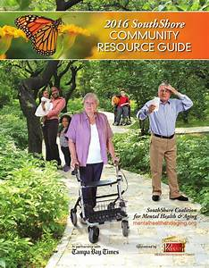 2016 Southshore Community Resource Guide By Times Creative