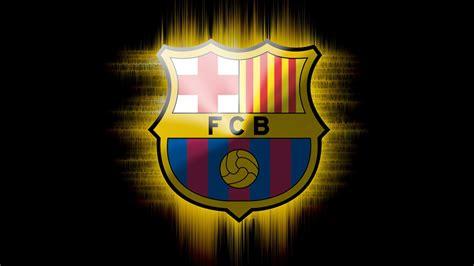 barcelona logo wallpaper  hd wallpaper area hd