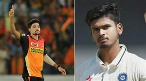 Mohammed Siraj, Shreyas Iyer in India T20 squad, Murali ...