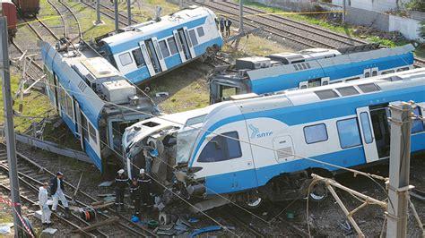 Railway accidents in Algeria