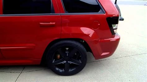 srt8 jeep exhaust 2006 jeep grand cherokee srt8 clone ss 3 quot dual exhaust k n