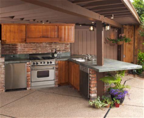 evier cuisine exterieure évier extérieur matériaux et prix ooreka