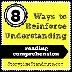 Reading Comprehension  8 Ways To Reinforce Your Child's Understanding