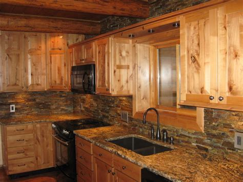 Splendid Hand Crafted Custom Alder Cabinets For Rustic