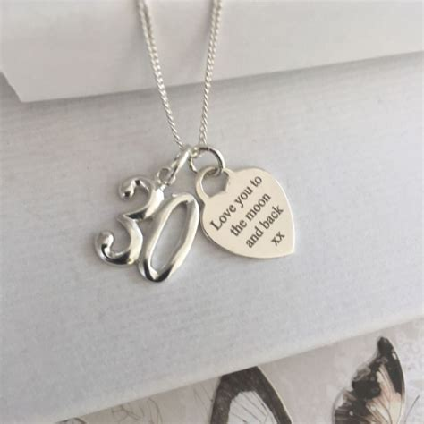 5% coupon applied at checkout. 30th Birthday gift for auntie - FREE ENGRAVING