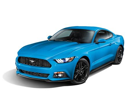 2017 Ford Mustang Overview