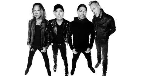 Metallica Kündigen Deutschland-konzerte An