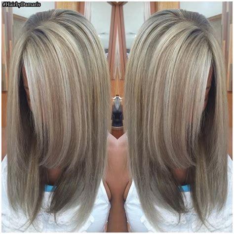 black women hair highlights faces updos everyday gray