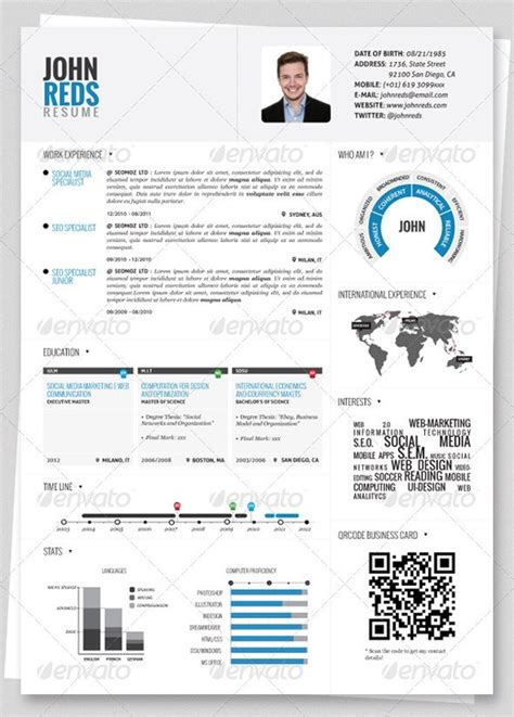 Free Stylish Resume Templates Word by 37 Stylish Resume Templates Vandelay Design
