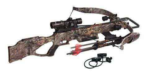apocalypse zombie weapons crossbow civilian weapon stryker hunting gear excalibur tactical bow alliance point recurve velocity fps compact