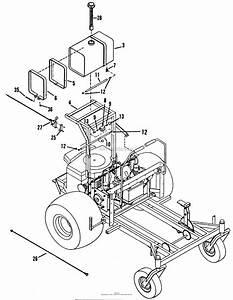 Dixie Chopper Mower Engine