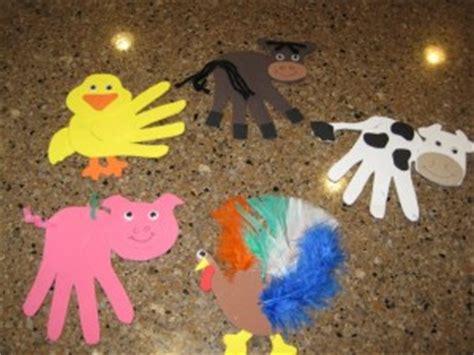 farm animals craft idea  kids crafts  worksheets