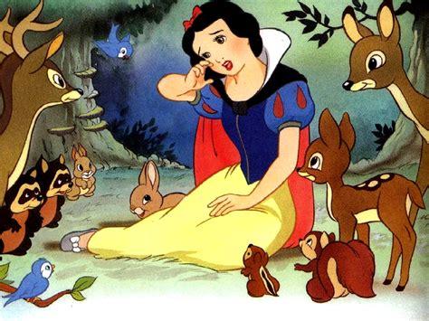 Cartoon Pictures Snow White Cartoon