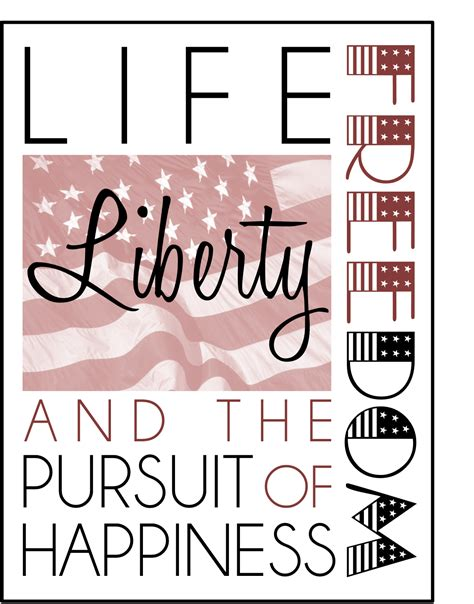 Blissful Keeper At Home Patriotic Printables
