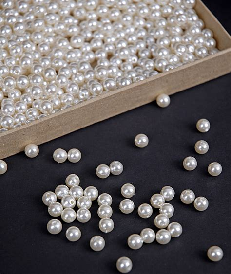 Vase Filler Pearls by Pearl Vase Filler 16 Oz Ivory White