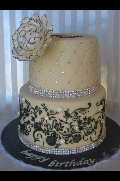 Best Elegant Birthday Cakes For Women Ideas And Images On Bing