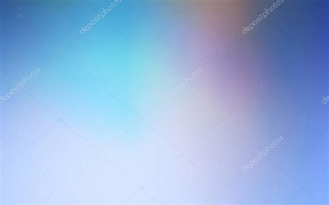 Raster Abstract Light Blue, Purple Blurred Background
