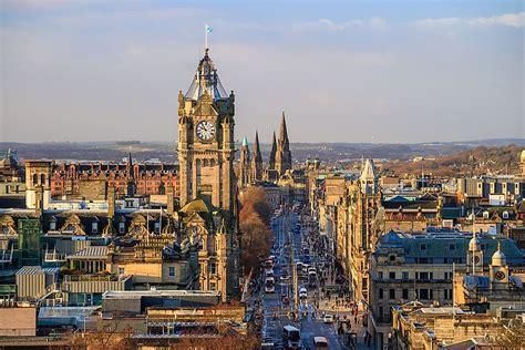 capital  scotland worldatlascom
