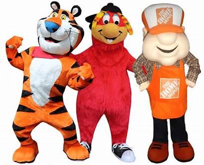 Mascot Custom Costumes Corporate Mascots Business Sports