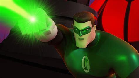 spotlight on green lantern the animated series