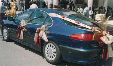 d 233 coration de voiture pour mariage de gracedeco1