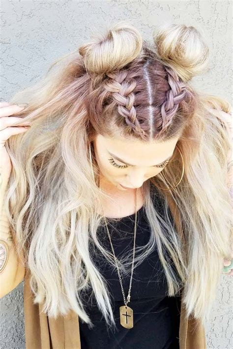 Simple And Cool Hairstyles by Braid Hairstyle As The Popular Easy Hairstyles Gophazer