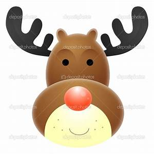 best photos of rudolph reindeer face rudolph the red With rudolph the red nosed reindeer template