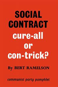 The Social Contract — cure-all or con-trick?