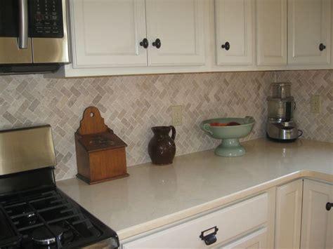wood kitchen backsplash herringbone mosaic kitchen backsplash 1136