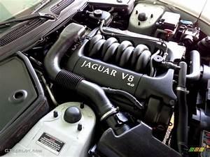1999 Jaguar Xk Xk8 Coupe 4 0 Liter Dohc 32