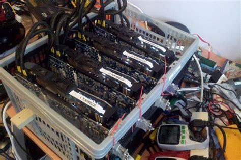 crypto mining build your own litecoin mining rig bitcoin garden