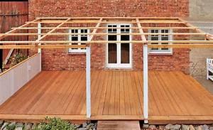 Terrassenueberdachung Selber Bauen : terrassen berdachung selber bauen terrasse balkon bild 15 ~ Whattoseeinmadrid.com Haus und Dekorationen